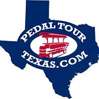 Pedal Tour Fredericksburg, Texas