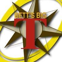 Bett's Big T Restaurant of Chiefland