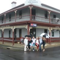 Lord Exmouth Hotel (known as The Monkey House)