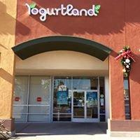 Yogurtland Los Angeles