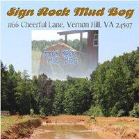 Sign Rock Mud Bog