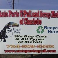 Auto Parts U Pull & Scrap Metal of Charlotte