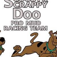 Scooby & Scrappy Doo Pro Mud Race Team
