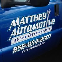Matthey Automotive, Inc.