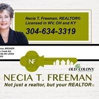 Necia T. Freeman, Realtor Old Colony Realtors