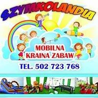 Szymkolandia - Mobilna Kraina Zabaw