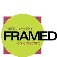 Framed on Crescent