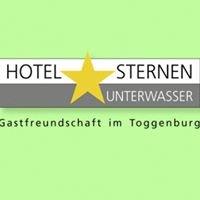 Hotel Sternen Unterwasser