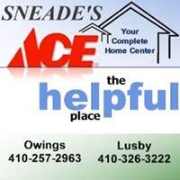 Sneade's Ace Home Center