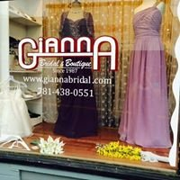 Gianna's Bridal & Boutique
