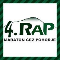 RAP-Race across Pohorje, Dirka čez Pohorje