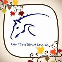 Show Time Riding Lessons