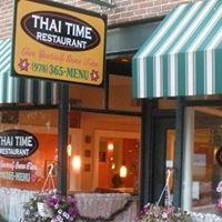 Thai Time Clinton MA