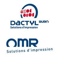 Dactyl OMR Impression