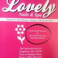 Lovely Nails & Spa - Tyngsboro