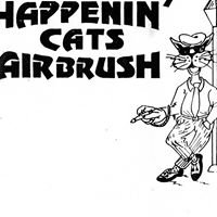 Happenin' Cats Airbrush