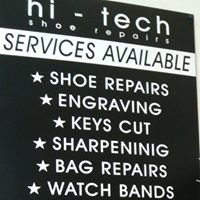 Hi-tech shoe repairs