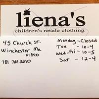 Shop Lienas
