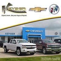 Keyser Chevrolet Buick, Inc.