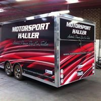 Motorsport Hauler..... Australia's best race car trailers!!