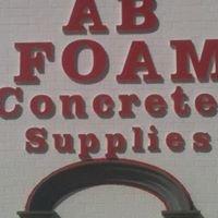 AB Foam & Concrete Supplies
