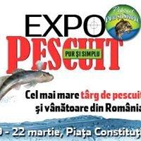Expo Aventuri la pescuit şi vânătoare