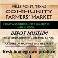 Wills Point Farmers' Market