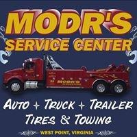 Modr's Service Center
