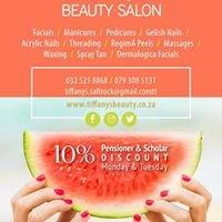 Tiffany's Beauty Salon - Salt Rock / Ballito