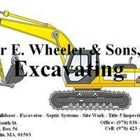 Roger E. Wheeler & Sons, Inc. Excavating
