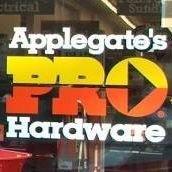 Applegate's PRO Hardware