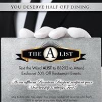 The A-List DFW
