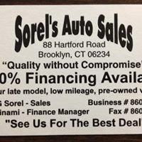 Sorel's Auto Sales