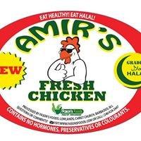Fasons Foods - Amir's Fresh Halal Chicken - Bridgetown, Barbados