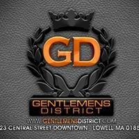 Gentlemen's District
