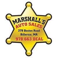 Marshall's Auto Sales