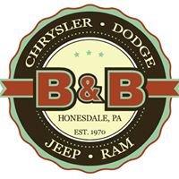 B & B Chrysler Dodge Jeep Ram