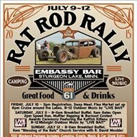 Rat Rod Rally & classic car show