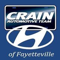 Crain Hyundai of Fayetteville
