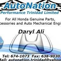 AutoNation Performance Trinidad Limited