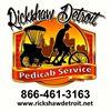 Rickshaw Detroit Pedicab Service