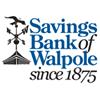 Savings Bank of Walpole