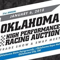 Oklahoma High Performance Racing Auction, Trade Show & Swap Meet