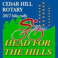 Head For The Hills Bike Rally of Cedar Hill, Texas