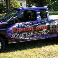 Fireblade Graphics & Signs