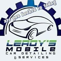 Leroy's Mobile Car Detailing & Services