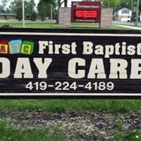 First Baptist Day Care