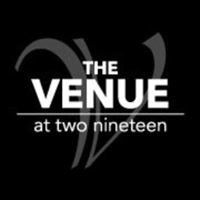 The Venue at two nineteen