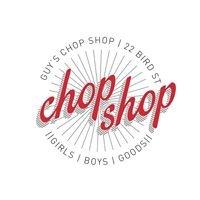 Guy's Chop Shop