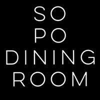 SoPo dining room